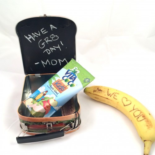 Lunchbox DIY Chalkboard