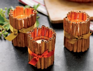 Cinnamon Candle Votives