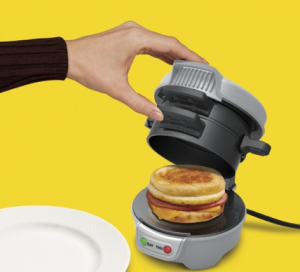 DIY breakfast maker