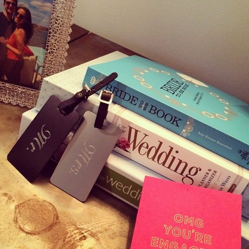 Mr and Mrs Engagement Gift Ideas