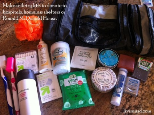 toiletrydonations