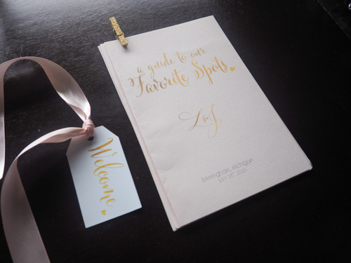 WeddingWelcomeBagPrograms
