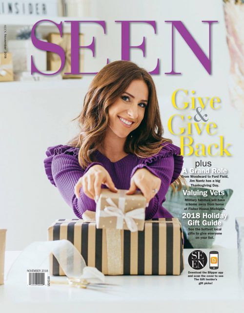 SEEN Magazine Cover and Gift Guide « The Gift Insider