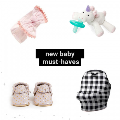 New Baby Must-Haves & Baby Registry Tips