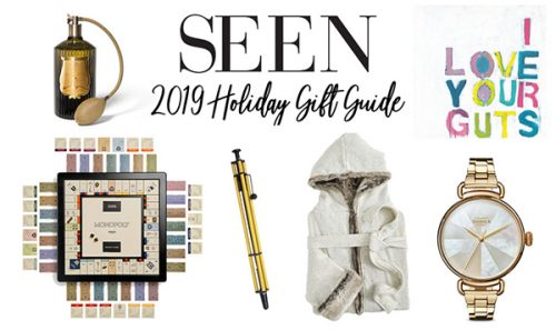 SEEN Magazine Holiday Gift Guide