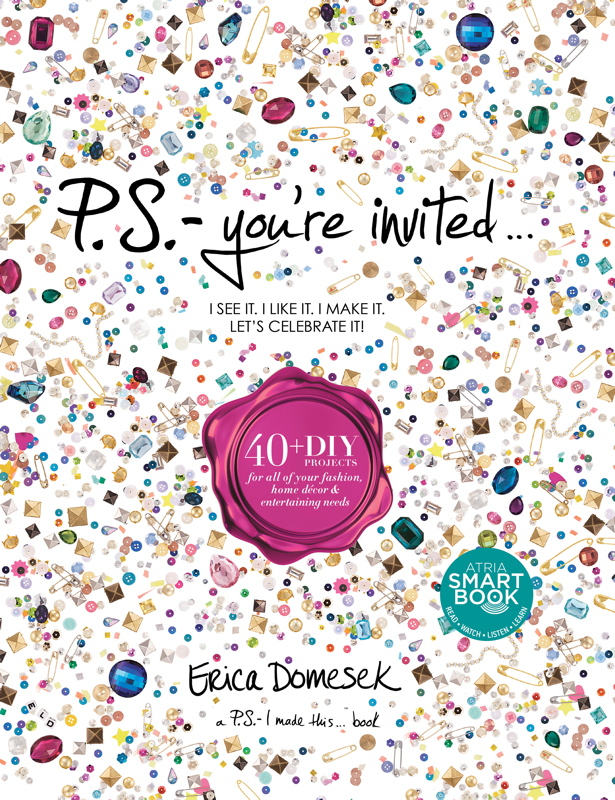PS You're Invited DIY Book