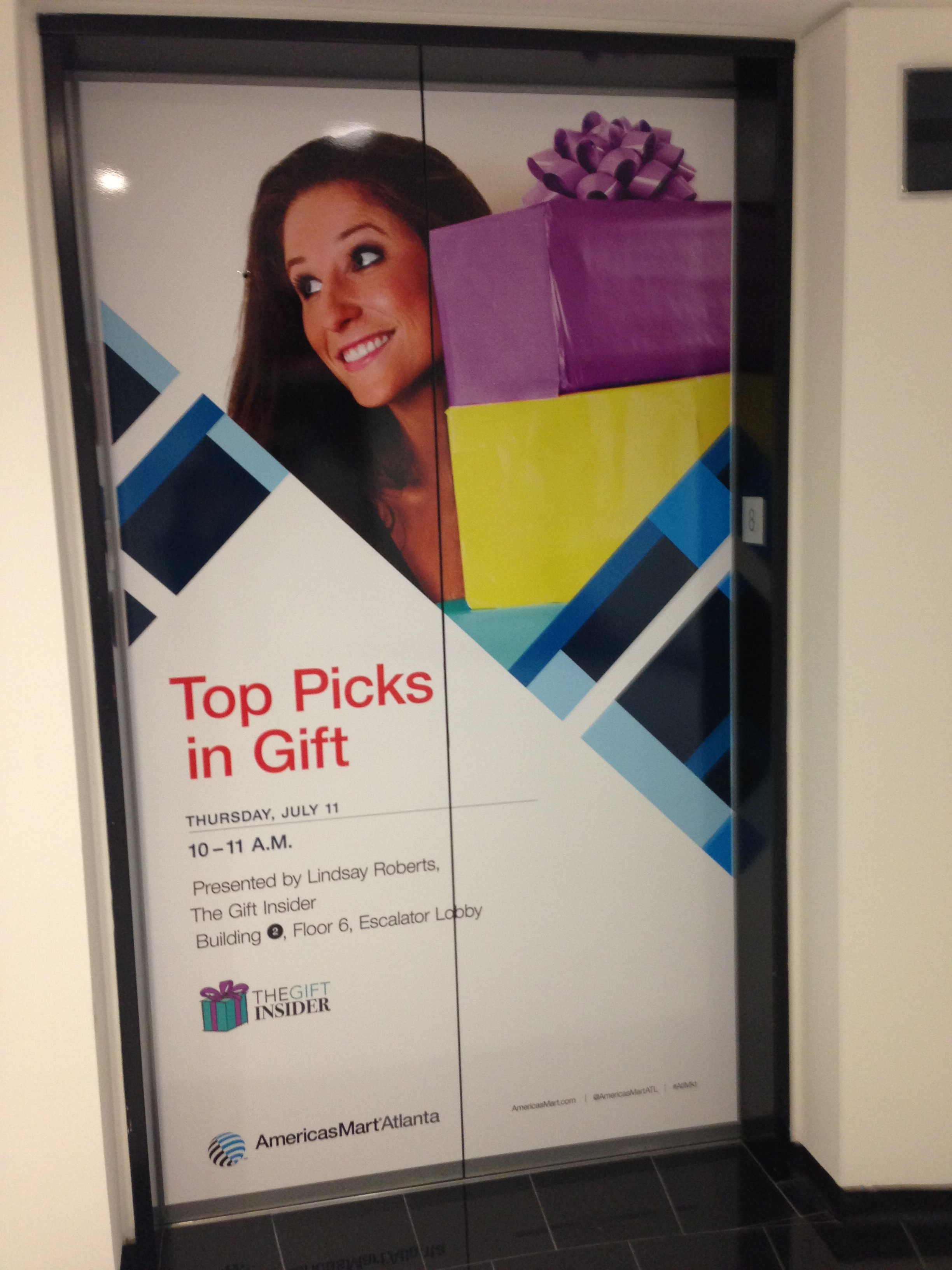 Gift Expert at AmericasMart The Gift Insider