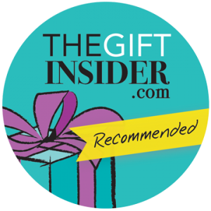 The Gift Insider Badge Recommended on TV