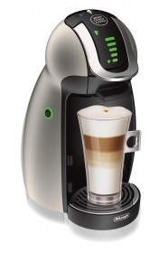 Genio Titanium with Cup Nescafe