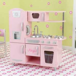 Personalized Kitchens For Girls