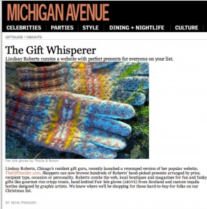 The Gift Insider on Michigan Avenue