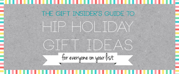 hip holiday gift guide