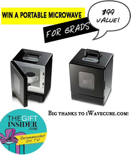 Win iWavecube on The Gift Insider
