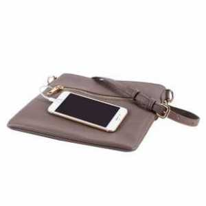 Purse that Charges iPhone