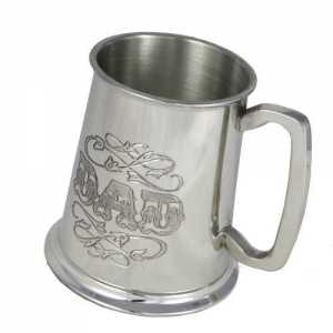 Pewter Crafted Cup