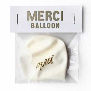 Merci Balloon
