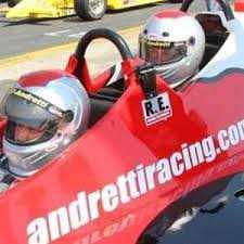 Indy Car Ride Along