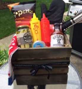 DIY BBQ Basket