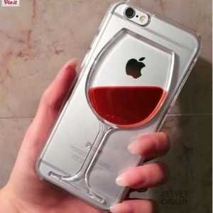 Wine & Dine iPhone Case