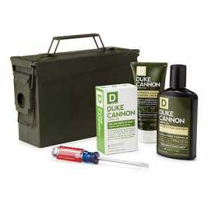 Military Field Grooming Set