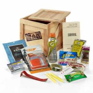 Man crate, gifts for real men