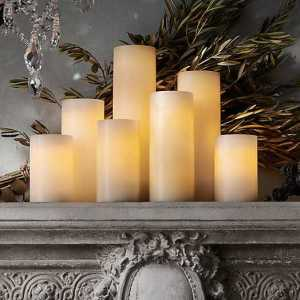 Remote Controlled Flameless Candles