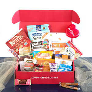 Love with Food Holiday Box