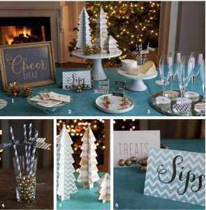 Personalized Party Decor