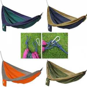 Parachute Hammock & Travel Bag
