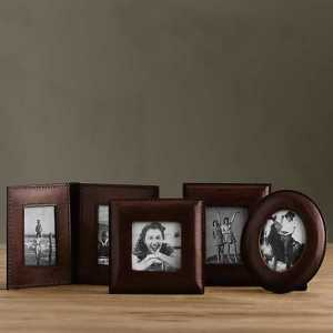 Mini Artisan Leather Frames