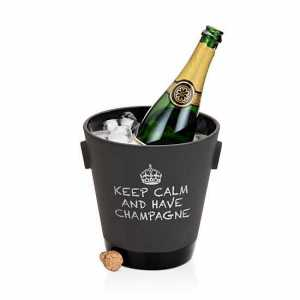 Chalk Champagne Bucket