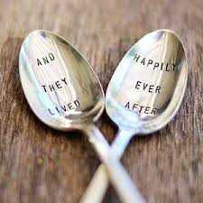Happily Ever After Spoons