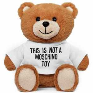 Not a Moschino Toy Fragrance