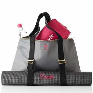 Personalized Yoga Bag & Mat