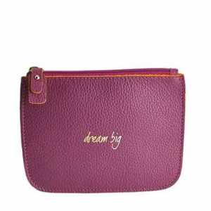 Leather Dream Big Pouch