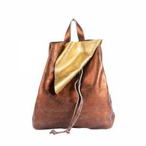 Tracy Tanner Copper Backpack