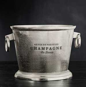 Engraved Champagne Bucket