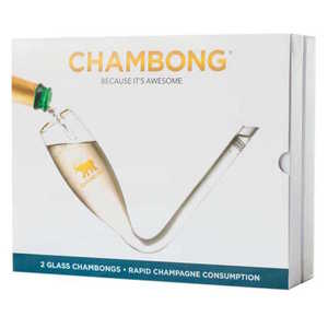 Champagne Bong