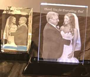 Personalized Etched Photos