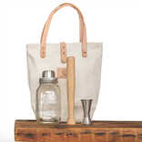 Mason Jar Cocktail Kit & Bag